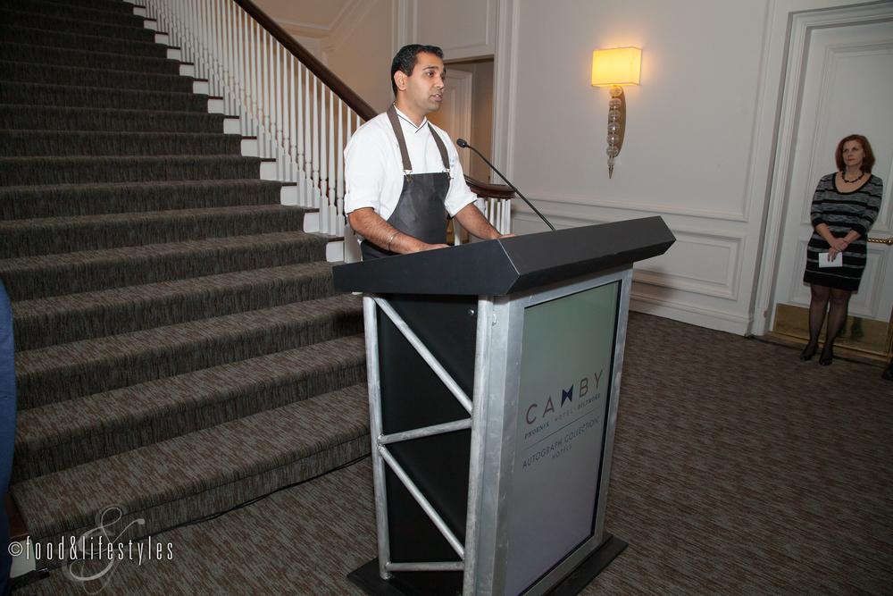 Chef Dushyant Singh