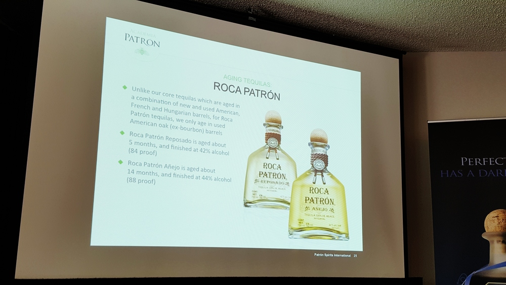 What makes Roca Patron different