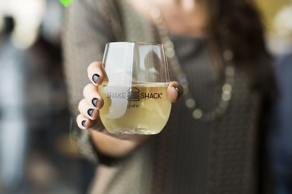 Shake Shack Wine Scottsdale