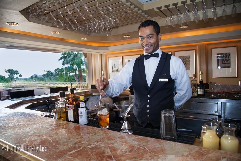 Robert Porter Bartender