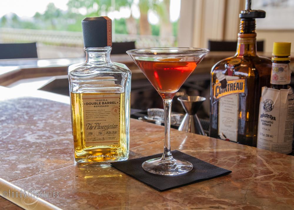 Robert Porter cocktails
