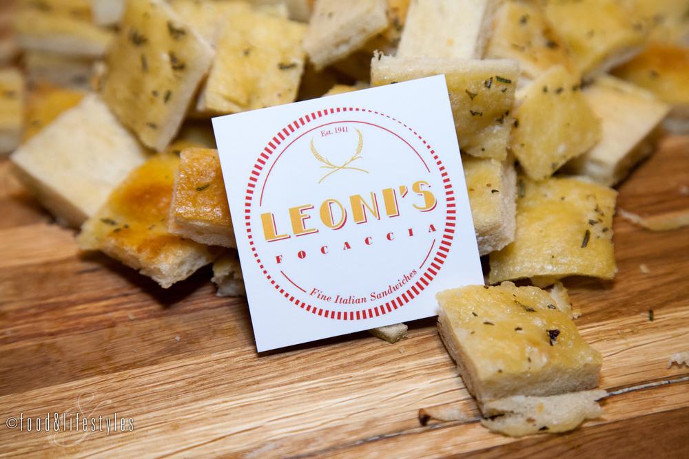 Leoni's Foccacia
