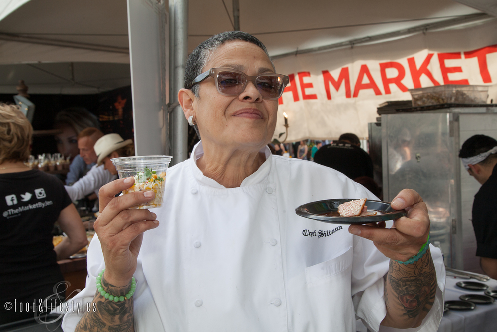 Chef Silvana Salcido Esparza of Barrio Cafe and Barrio Urbano