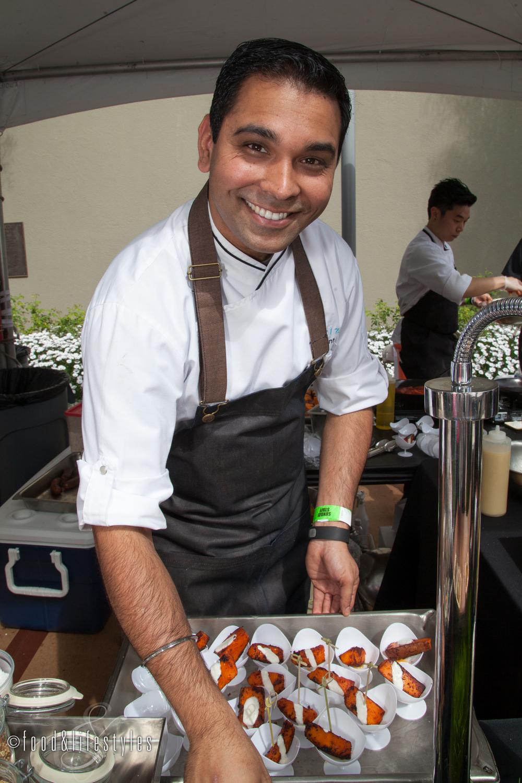 Chef Dushyant Singh of Artizen