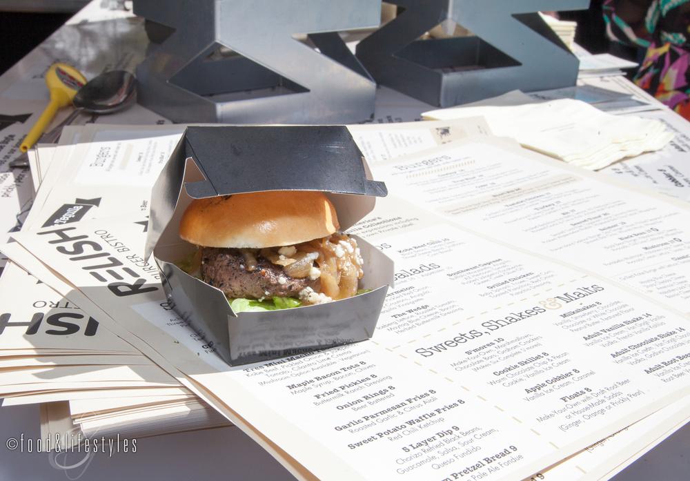 Relish Burger Bistro