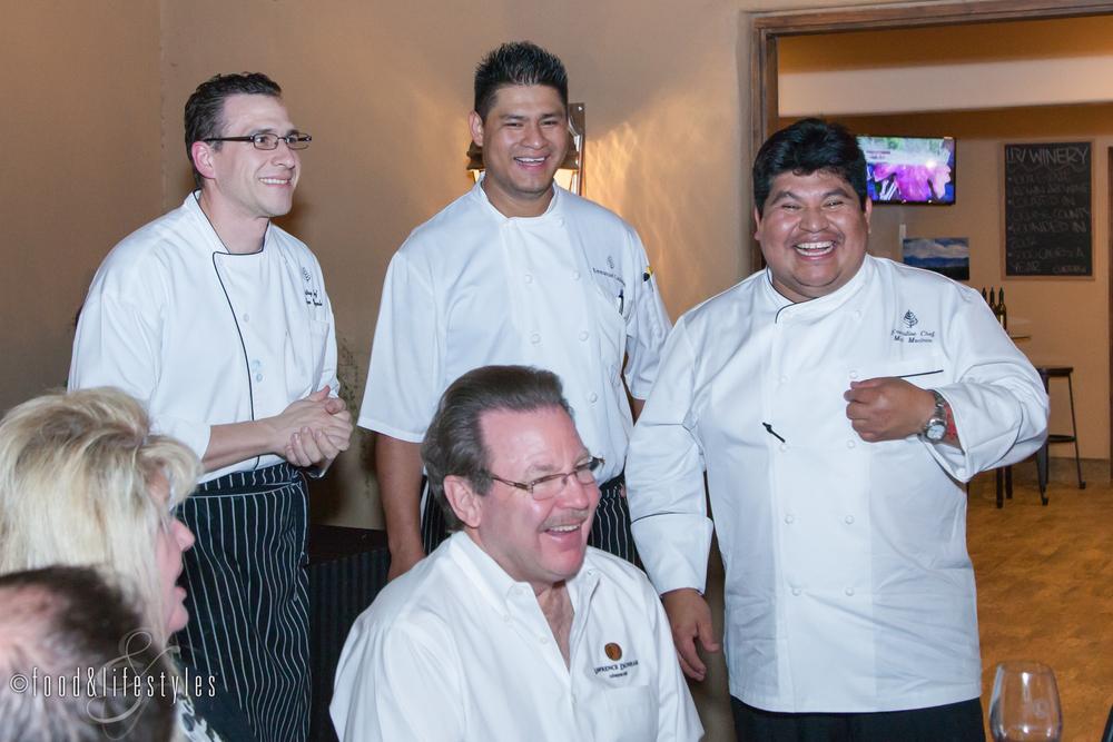 Chef Mecinas Lance Whipple