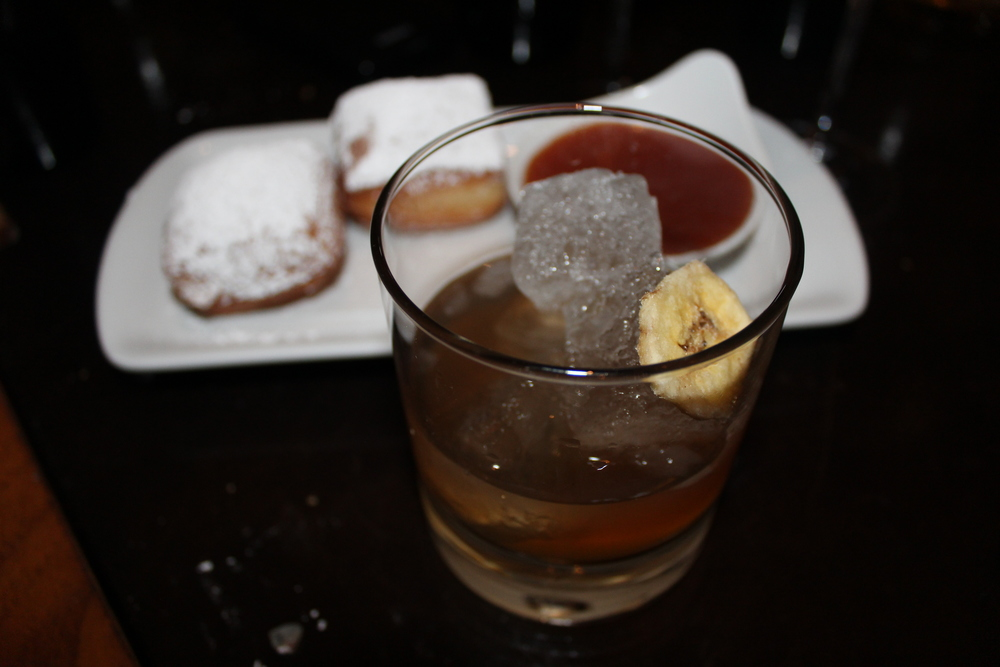 Banana Old Fashioned