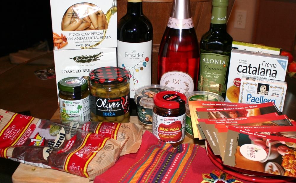 Taste of Spain grocery