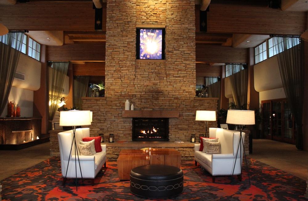 Kimpton FireSky lobby