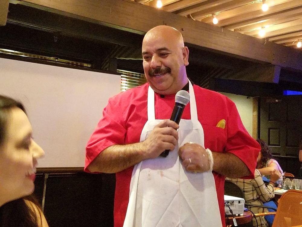 Chef Luis Martinez Macayo