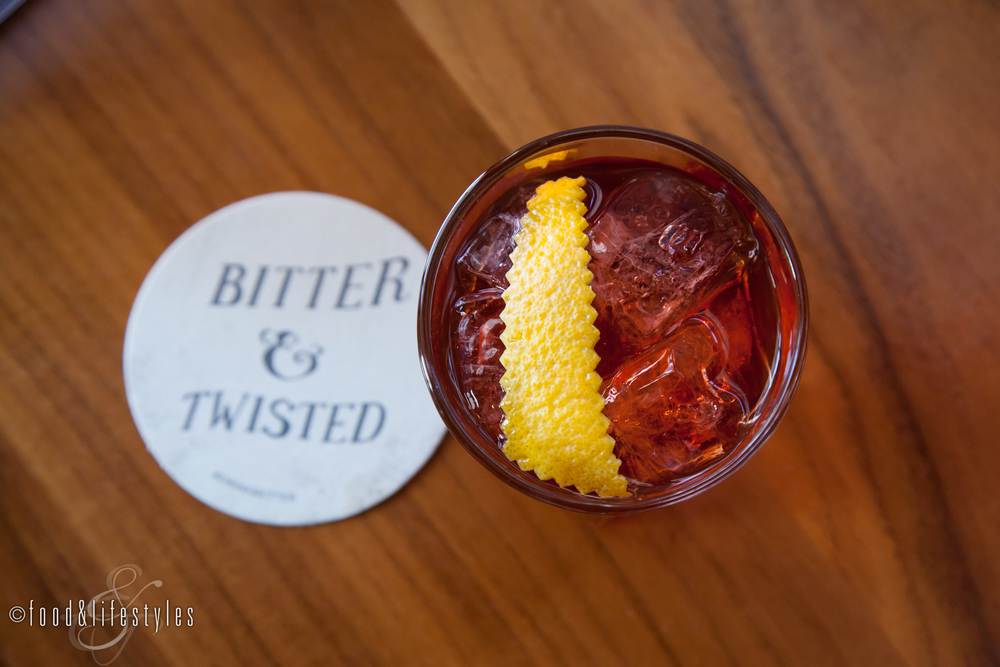 Bitter and Twisted Cocktail Parlour