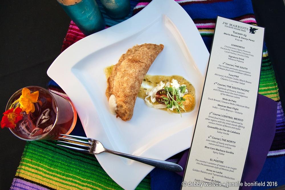 Tucson 23 Chef Dinner