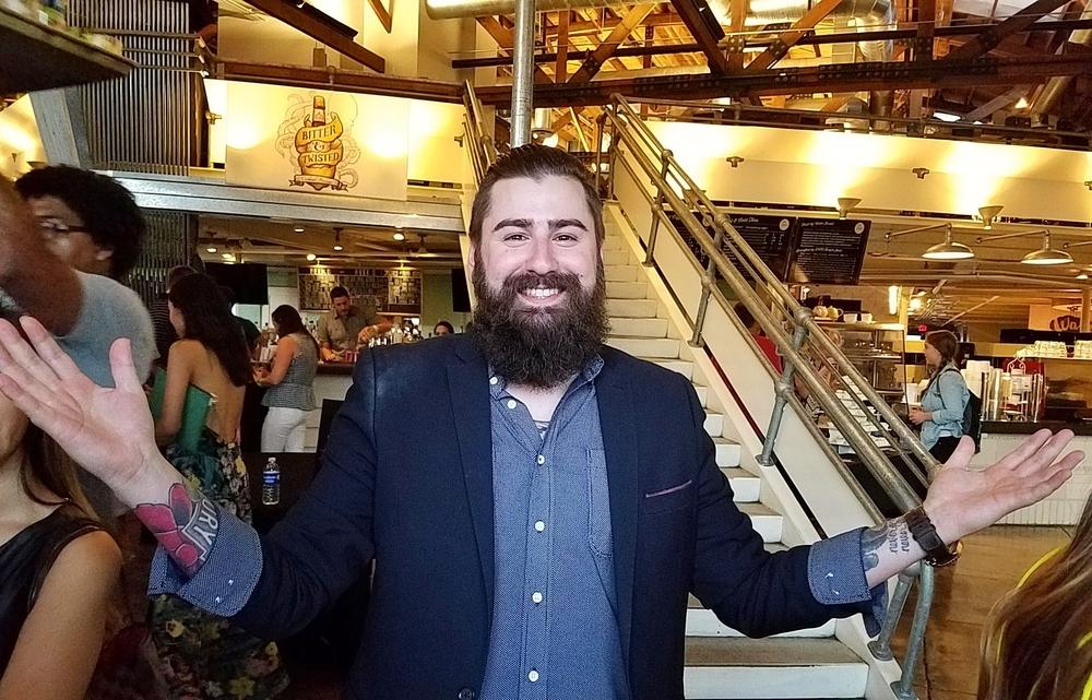 Uber Community Manager Gabe Williams