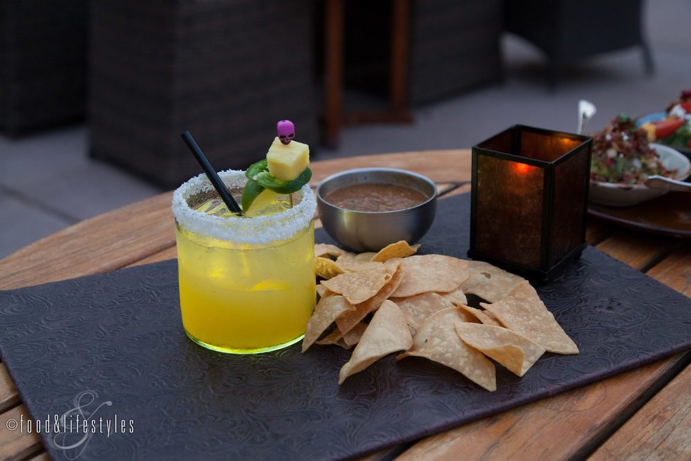 The El Pina Diablo with serrano pepper and pineapple (photo by Food & Lifestyles)