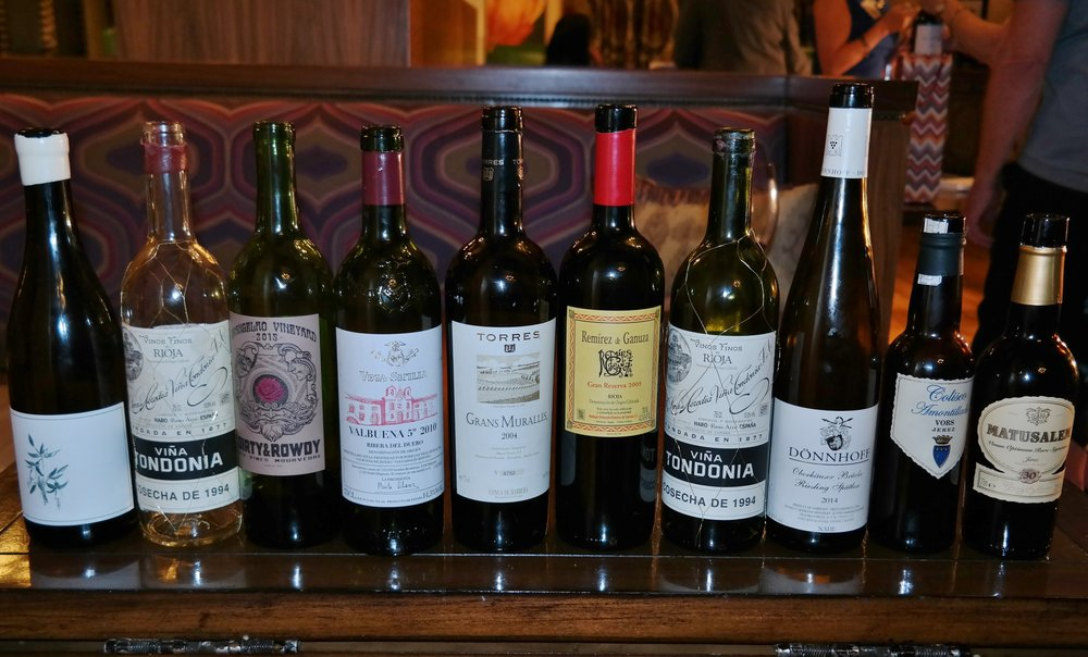 El Celler de Can Roca wine tasting led by Sommelier Josep Roca