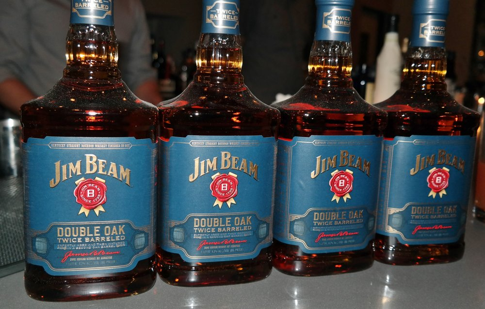 Jim Beam Double Oaked