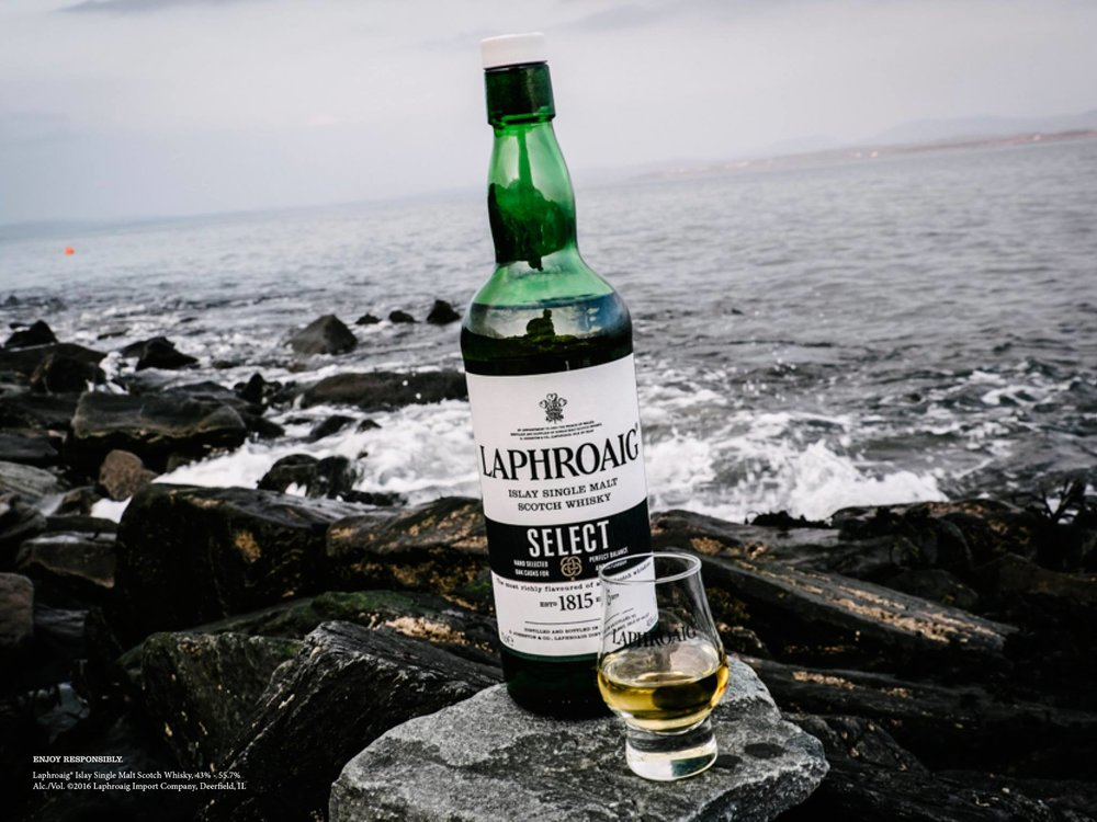Photo: Laphroaig
