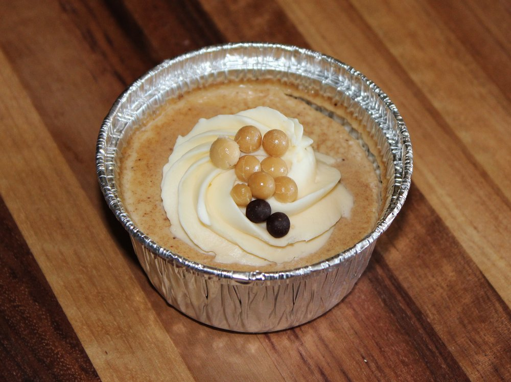Vietnamese coffee panna cotta