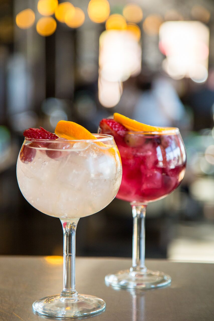House Red and White Sangria