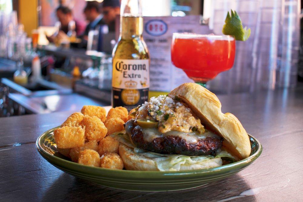 Mexican Cheeseburger