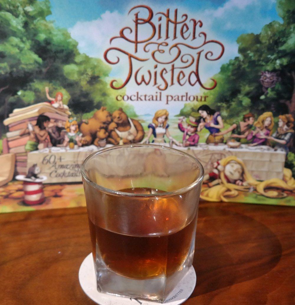 Figgy Toffee Puddin'