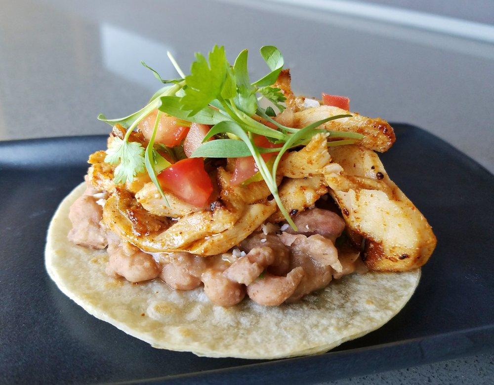 Chicken taco crujiente Phoenix
