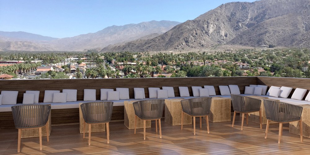 Rowan Palm Springs Kimpton