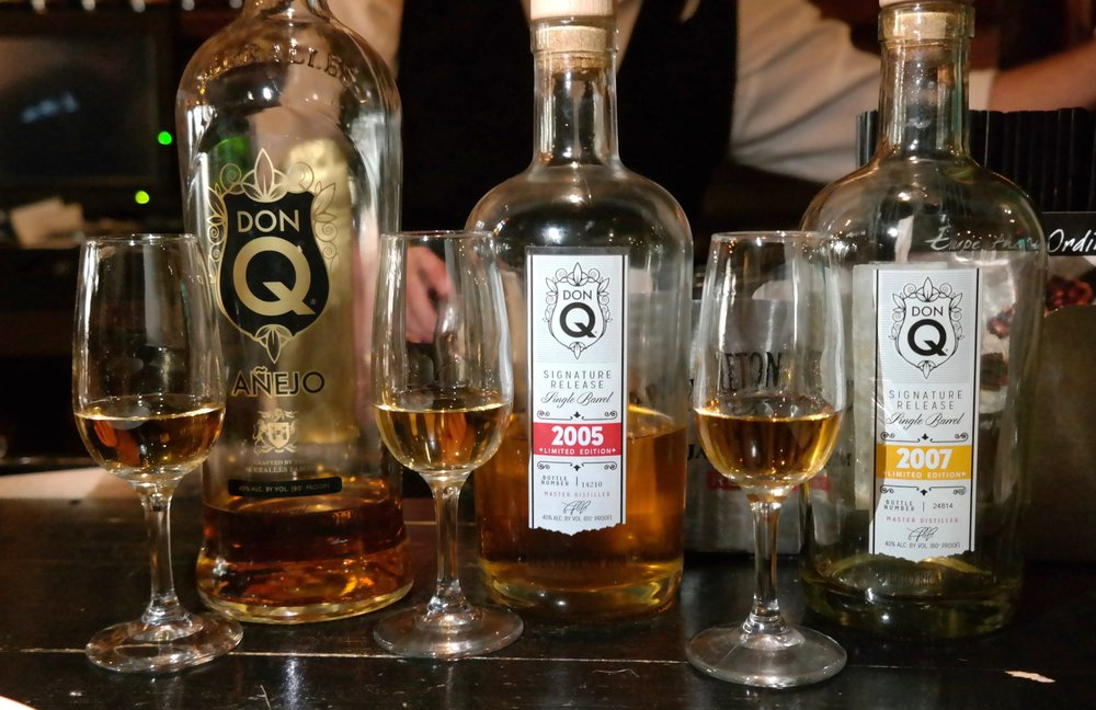 Don Q Rum dinner