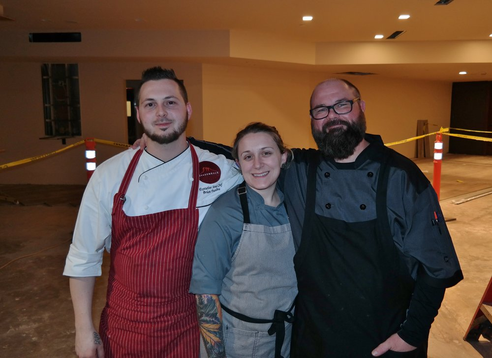 Chefs Hilton Sedona Bell Rock
