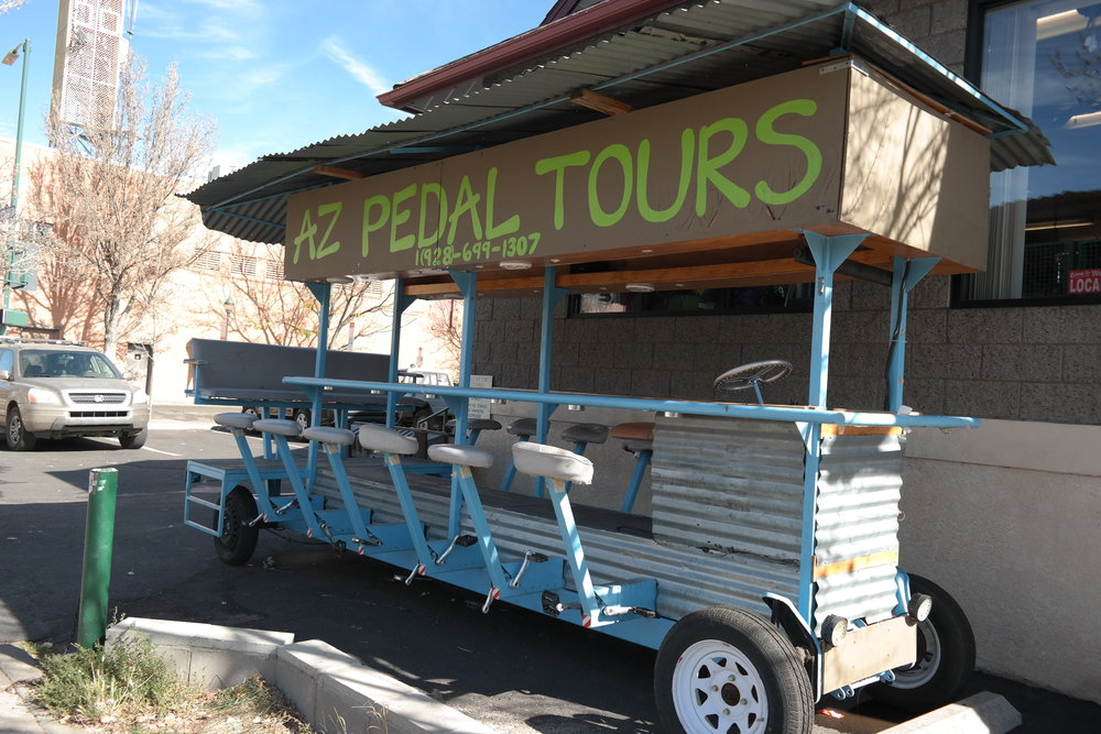 AZ Pedal Tours