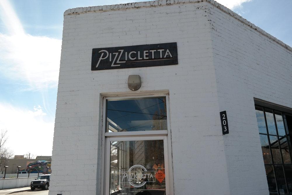 Pizzicletta
