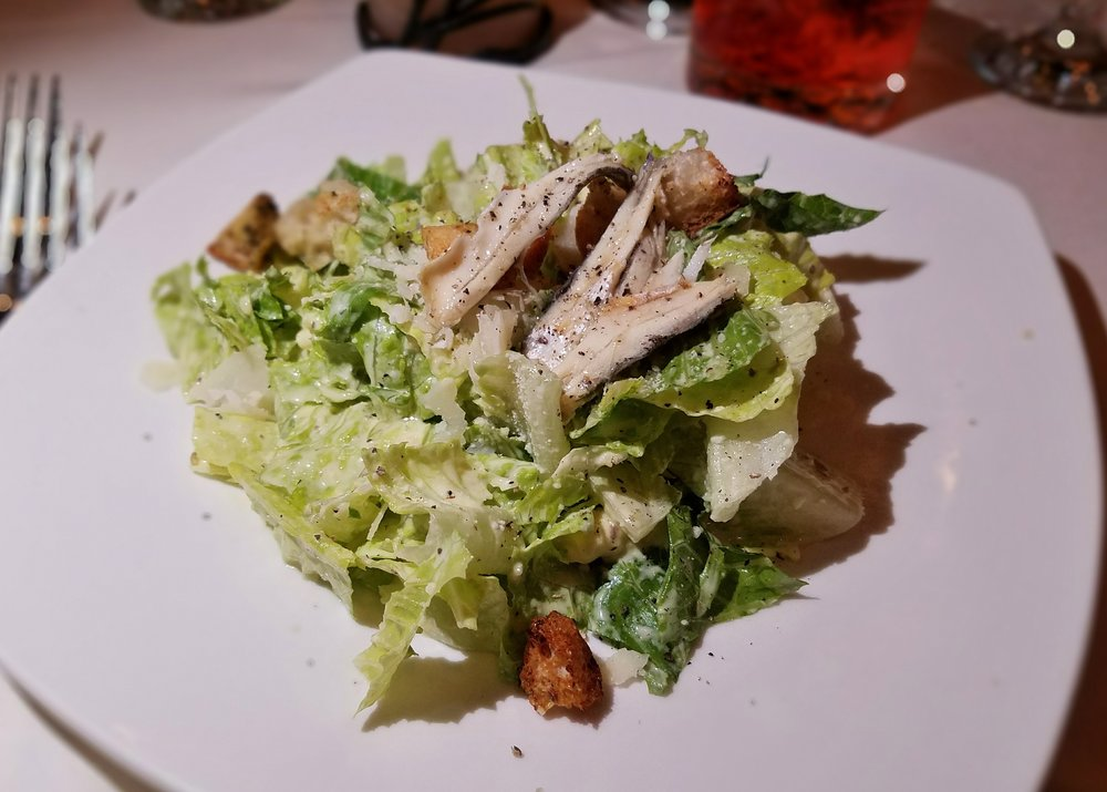 Caesar salad L'Amore Arizona