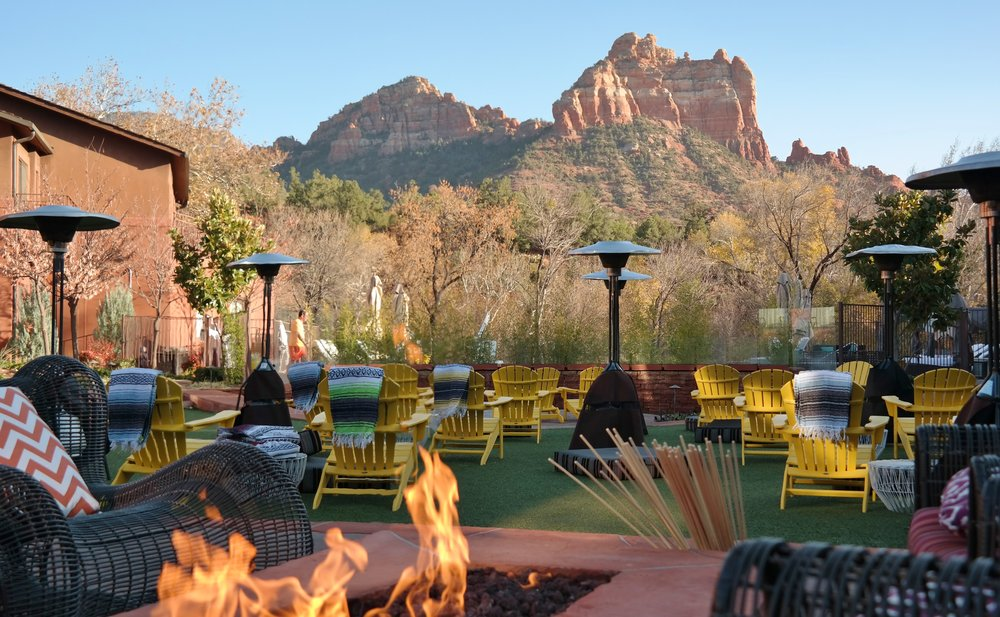 Amara Resort Sedona Northern Lights