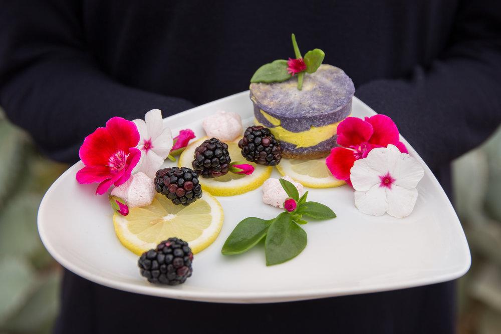 Gertrude's desserts