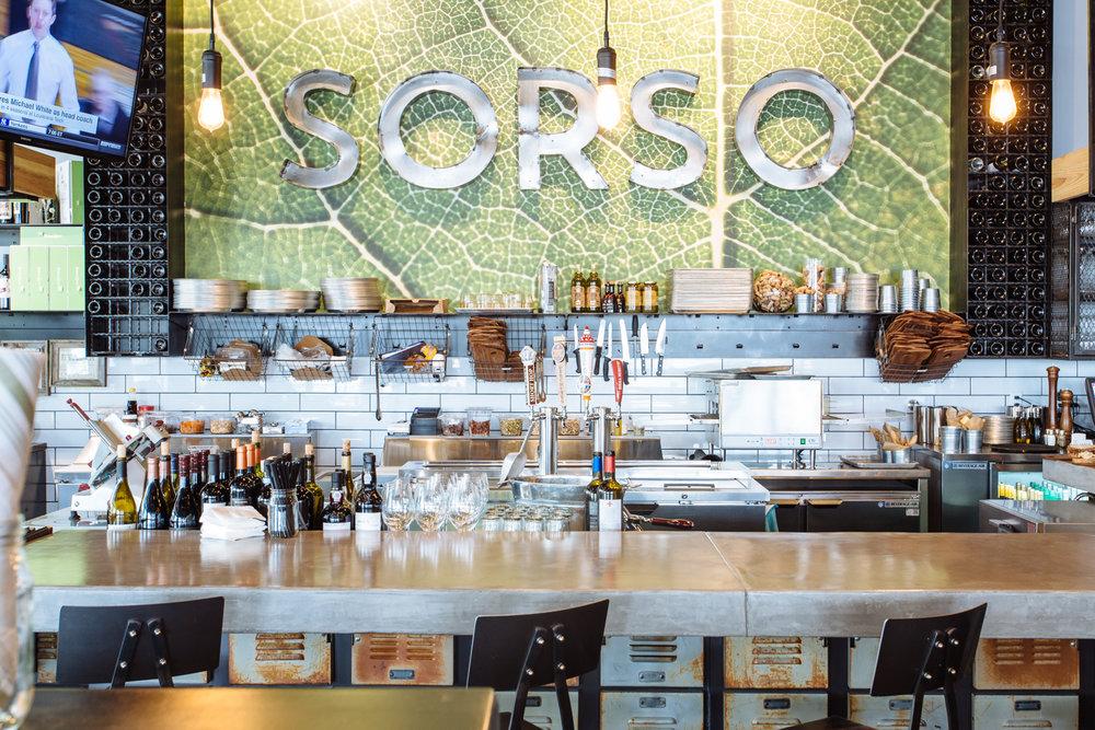 Sorso Wine Room