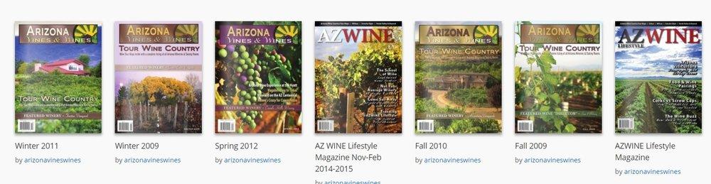 AZ Wine Lifestyle