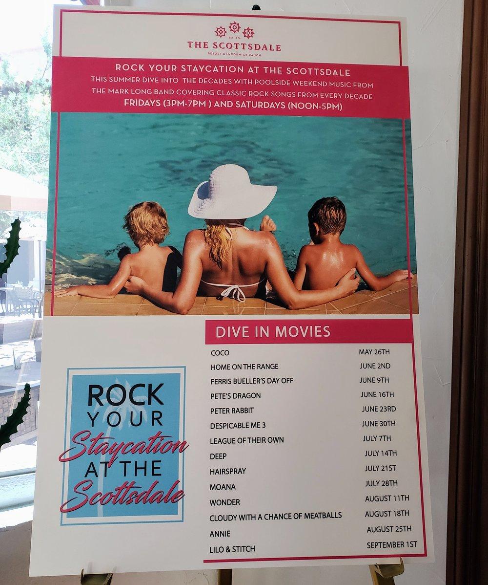 The Scottsdale Resort Summer Specials
