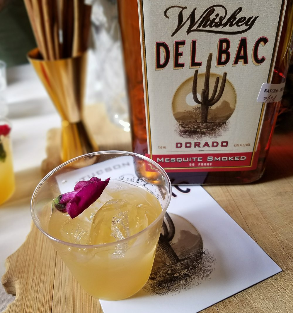 Del Bac Whiskey