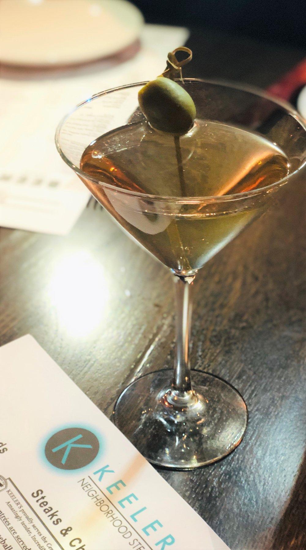 PK's Martini  (Molly Smith)