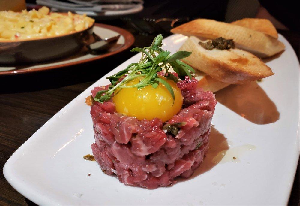Steak tartare  (Christina Barrueta)