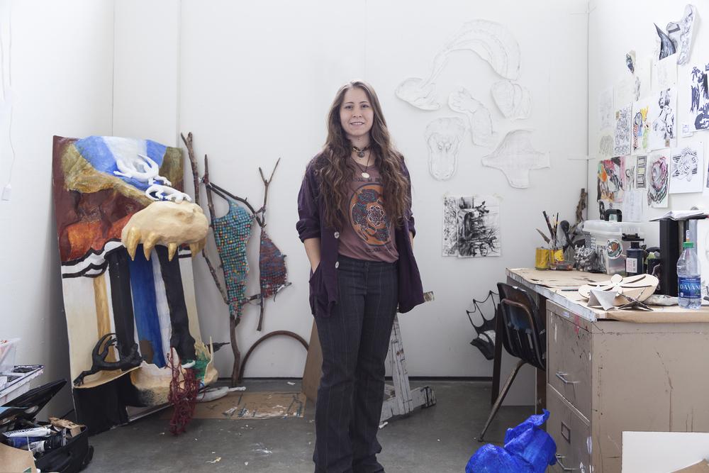 Scarlett Miller - Painting