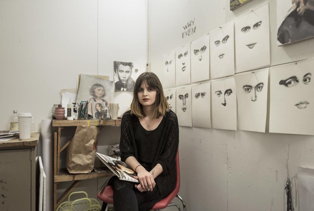 Carolyn Hadusek - Painting