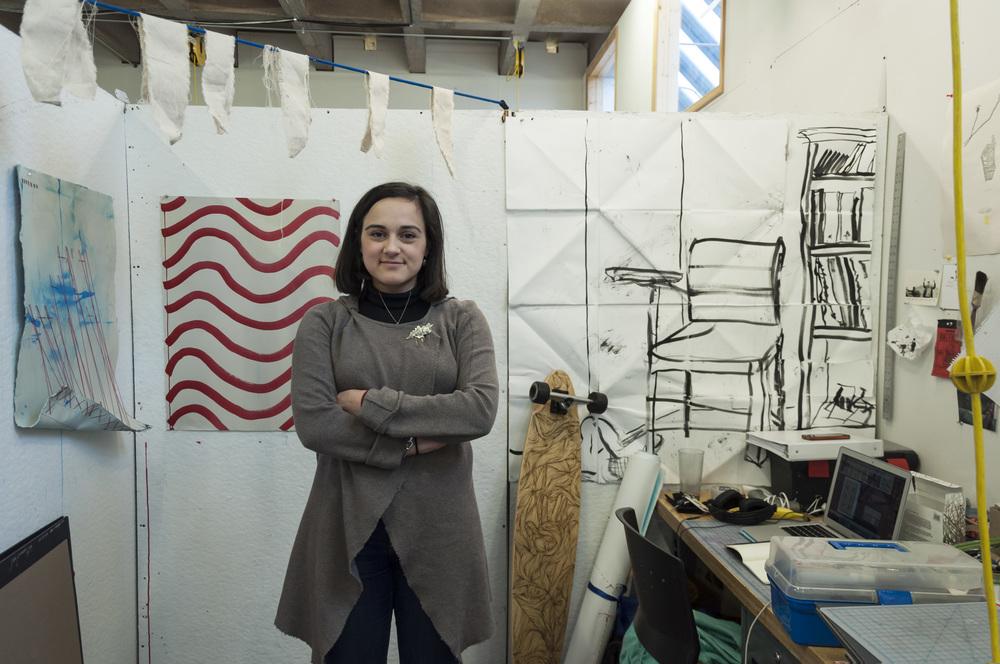 Sara Haug - Printmaking