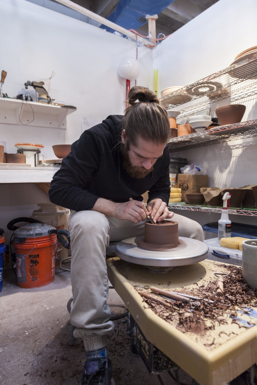 Jordan Maloney - Ceramics