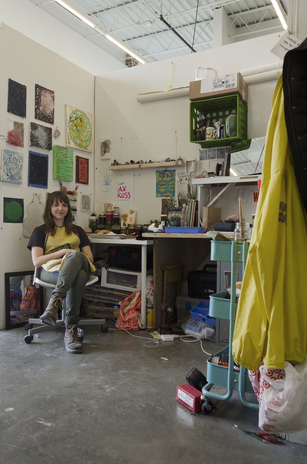 Marina Antoinette Kruger - Painting