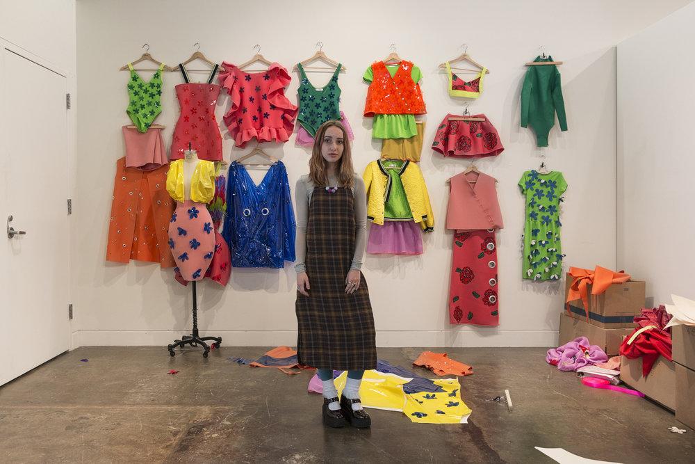 Anna Van Gheem - Fiber '17