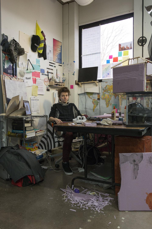 Cory Ferreira - Filmmaking '17