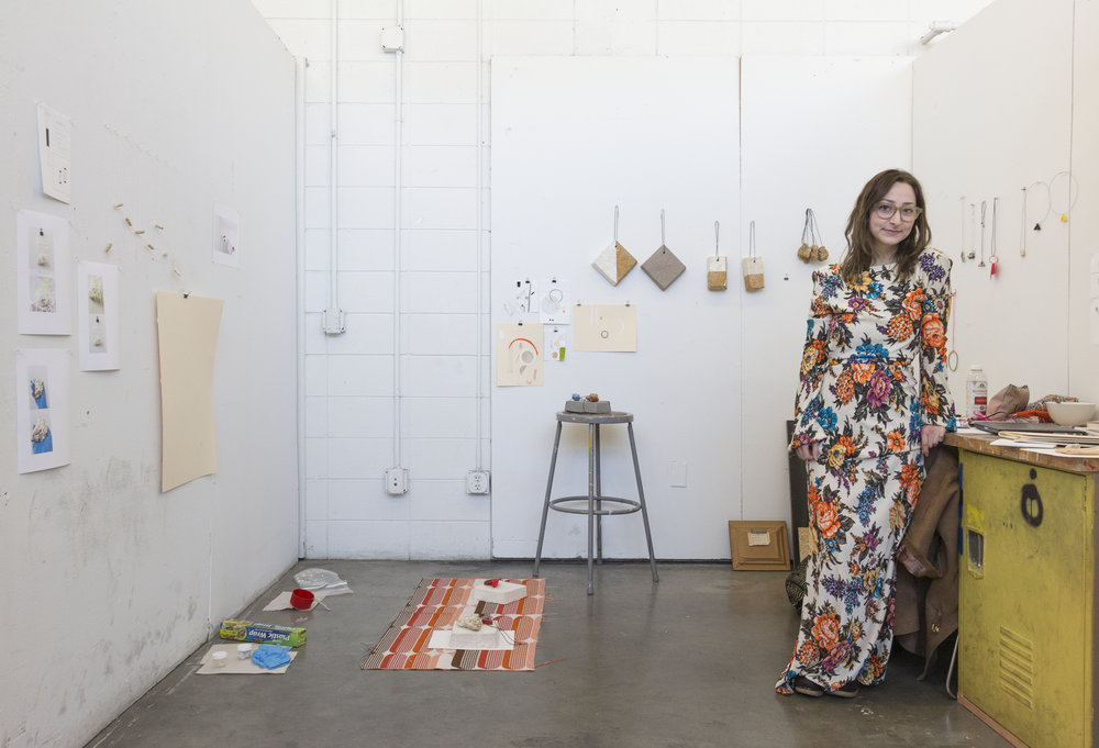 Skylar Brennan - Painting '17