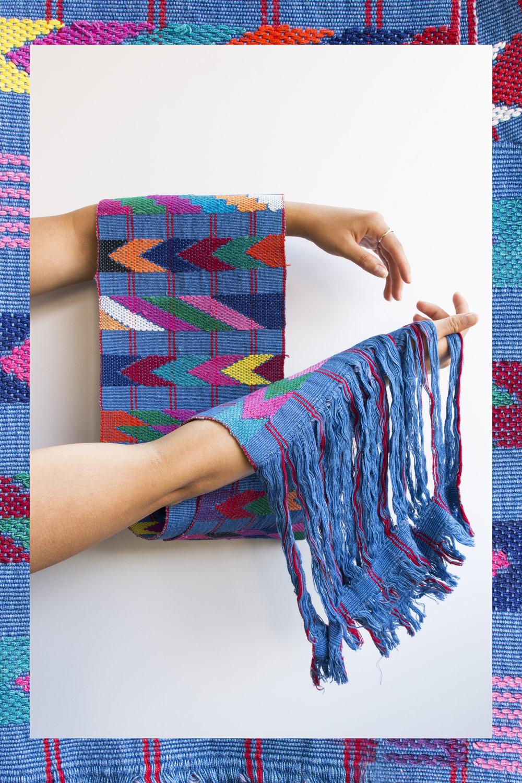 Guatemala Woven Cloth