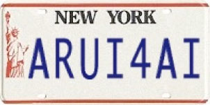 fig.18c - License plate.
